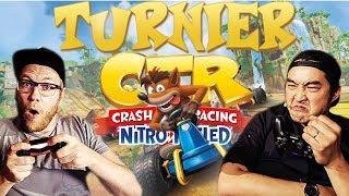 Der Crash der Freundschaften | Crash Team Racing Nitro Fueled Turnier mit Nils, Budi, Gregor uvm.