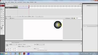Урок №4 по программе Adobe Flash CS3