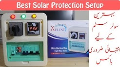 Best Solar Protection System