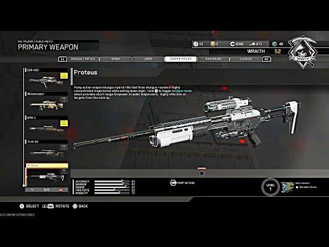 """BROKEN AIM-BOT SNIPER.. Never Miss a Shot! (Infinite Warfare """"Proteus"""" Gameplay)"""