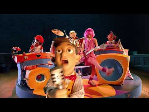 LazyTown  King of the Town Extended CD Version