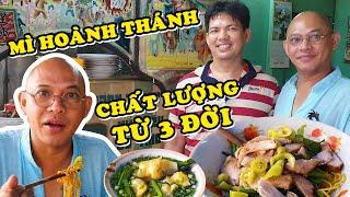 """Food For Good #564: Phát hiện quán mì """"hẻm"""" Hiệp Hưng 3 đời nức tiếng xứ Long Khánh"""