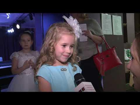 Конкурс детских талантов «На приз деда Мороза»