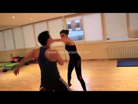 Beren Saat   Martial Arts Training