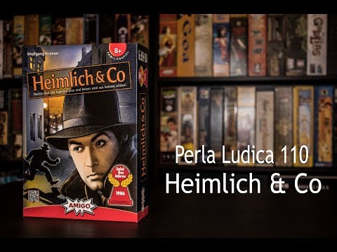 Perla Ludica 110 - Heimlich & Co