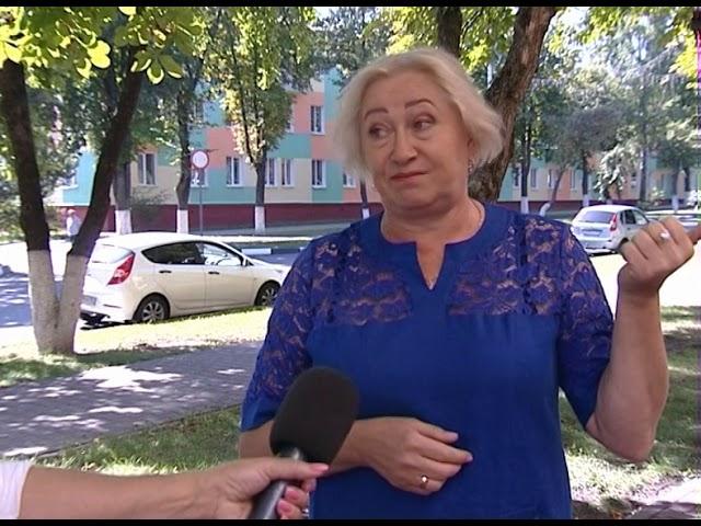 Галина Реброва — стихи о городе
