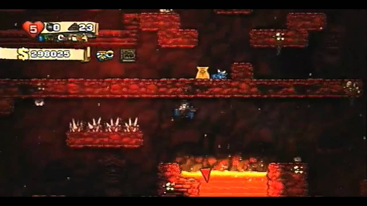 Spelunky HD Completing Hell YouTube