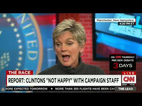 Clinton supporter Jennifer Granholm goes full birther on Ted Cruz