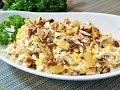 Салат нежность с куриной грудкой  salad with chicken breast