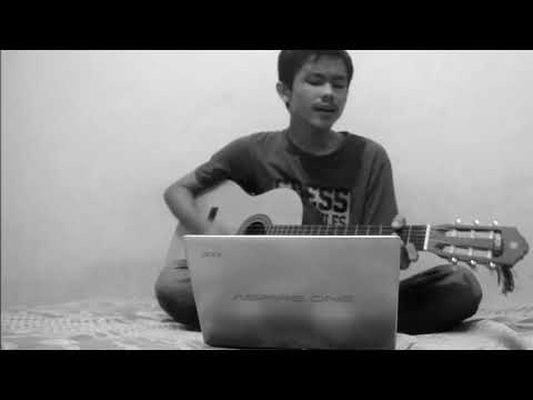 Aku Mau by Once - cover guitar acoustic (parody)