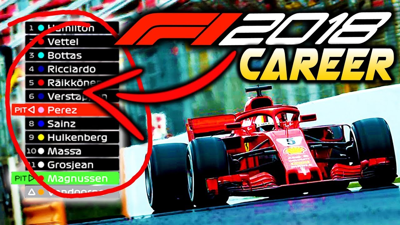 F1 2018 Game   10 MORE THINGS WE WANT IN F1 2018 CAREER MODE - YouTube