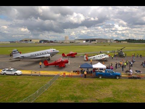Paine Field AirShow 2014