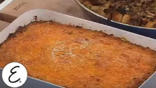 How to Make a Twice Baked Potato Casserole - Thanksgiving Recipes - Emeril Lagasse