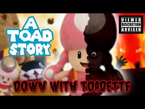 A Toad Story: Down With Toadette
