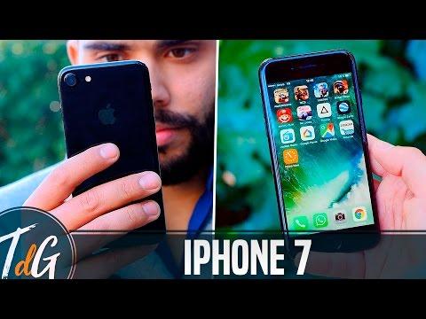 iPhone 7, review en español