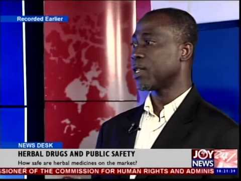 Herbal Drugs and Public Safety - News Desk (3-10-14)