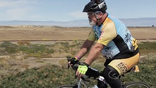 Dad Bikes 545 Miles For Gay Son.