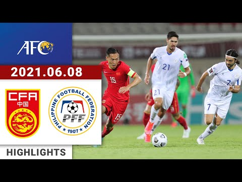 China Philippines Goals And Highlights