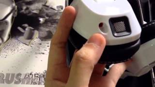 Here's a video of me unboxing the Skullcandy Crusher in White color...