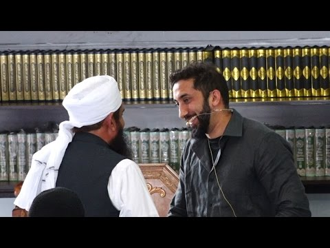 Jumah With Maulana Tariq Jameel + Nouman Ali Khan - Urdu Only (English Subs Coming Soon)