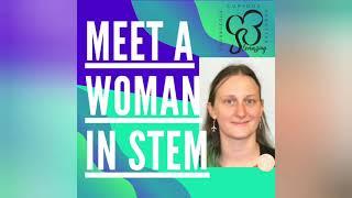 Meet a Woman in STEM - Sarah Brougham