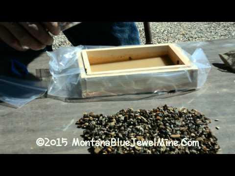 Sapphire Gravel Kit Instructions