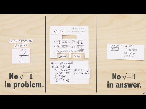 Imaginary Numbers Are Real [Part 4: Bombelli's Solution]