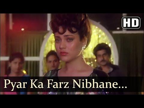 Pyar Ka Farz Nibhane Ke Liye  Mandakini  Aman Virk  Mazloom  Bollywood Old
