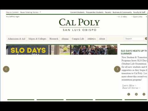 182  California Polytechnic State University,San L