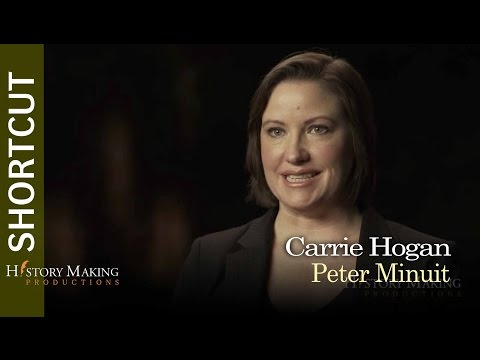Carrie Hogan on Peter Minuit in the New Sweden Colony