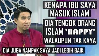 KISAH IBU FIRDAUS WONG MASUK ISLAM
