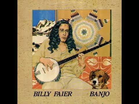 Billy Faier -  Longhorn Express (Banjo, 1978)