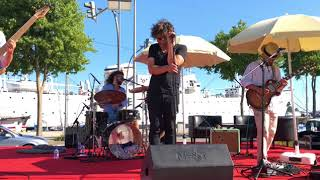 Barry White Gone Wrong na apresentação do festival Viana Bate Forte (01.08.2018)