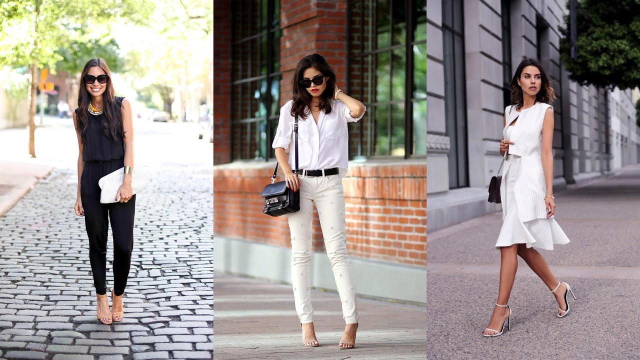 63fe8483e148 16 Summer Outfit Ideas for the Office - YouTube