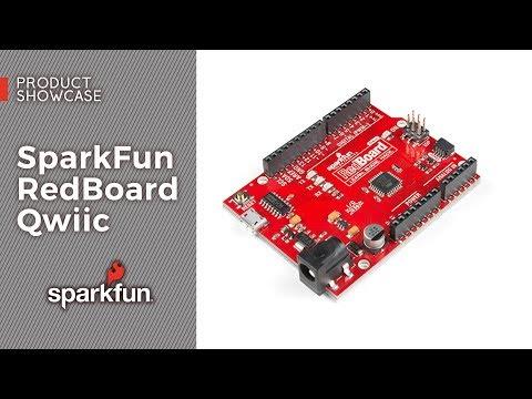 Product Showcase: SparkFun RedBoard Qwiic