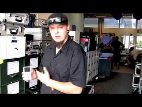 Volbeat's Guitar Tech On Polytune