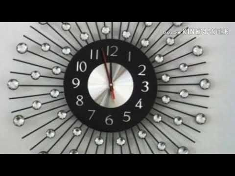 Wall clock designs for decoration