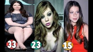 Michelle Trachtenberg ♕ Transformation From 07 To 33 Years OLD