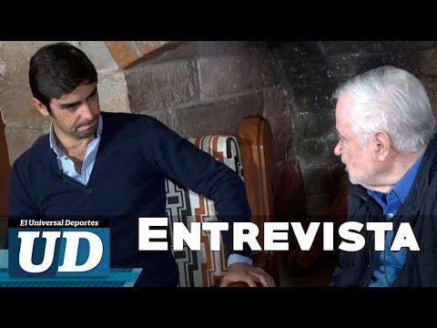 📹 Entrevista de Ignacio Solares a Miguel Ángel Perera torero español 🐂