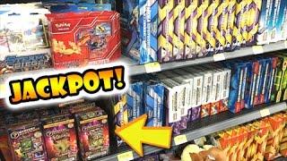 I HIT THE JACKPOT! - BUYING POKEMON CARDS!