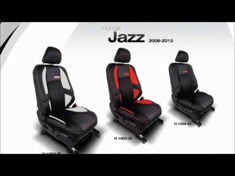 Pemasangan Sarung Jok Seatwear Honda Jazz