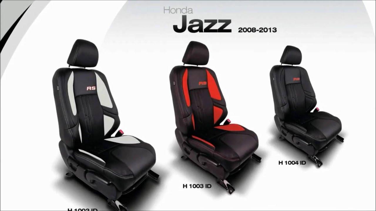 Pemasangan Sarung Jok Seatwear Honda Jazz YouTube