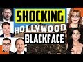 Watch These Hollywood Stars Shockingly Appear In Blackface And Now Want You To Forget It