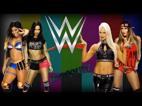 My Top 30 WWE Women's Theme Songs