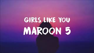 Download Lagu Maroon 5 - Girls Like You - ( 1 hour ) Mp3