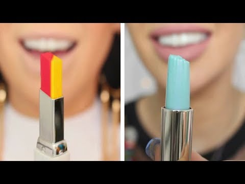 Lipstick Tutorial Compilation 2018 💄😱 New Amazing Lip Art Ideas May 2018 | Part 34
