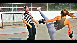 """Things You Want to do to a Referee 