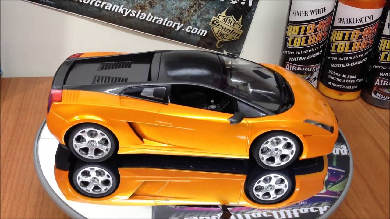 Lamborghini Gallardo Final   AKA The Mango Lambo