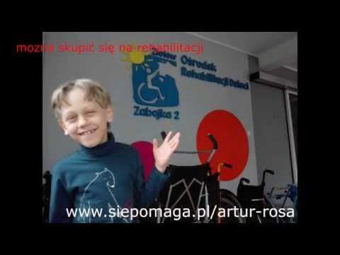 operacja Fibrotomia Arturek Rosa