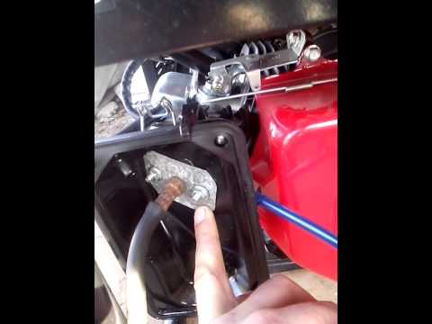 Как переделать бензиновый генератор на газ своими руками